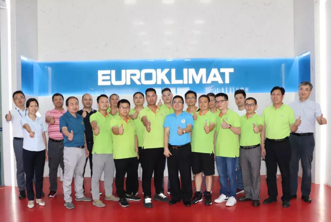 EK空调与大中华酒店工程师协会合作交流会顺利举办