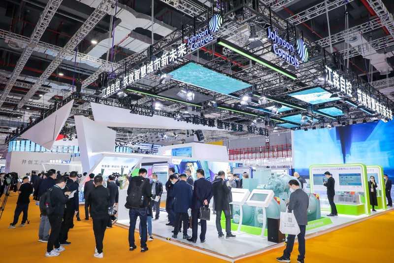 江森自控携七大新品参展第三届进博会 以数字化科技筑就智慧城市新未来