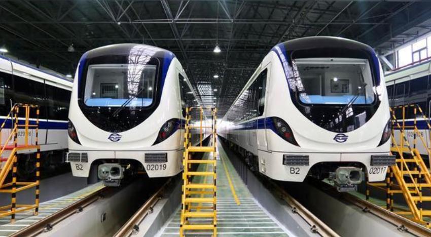 海信中央空调性能优越,助力贵阳地铁2号线试运行