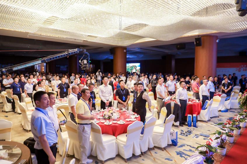 深圳暖通净化行业协会第二届会员大会暨年度盛典在深圳国际会展中心隆重召开!